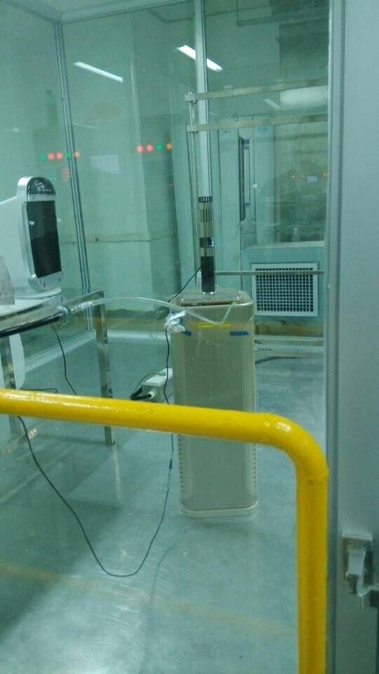 FM801甲醛檢測儀應用於空氣淨化實驗艙
