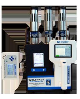 格雷沃夫空氣質量檢測係統(接入FM801甲醛檢測儀)